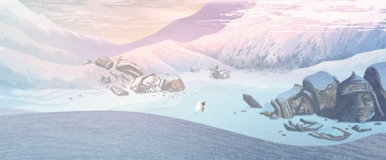 Kubo and the Two Strings Concept Art