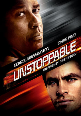 "Denzel Washington delivers yet again in ""Unstoppable""."