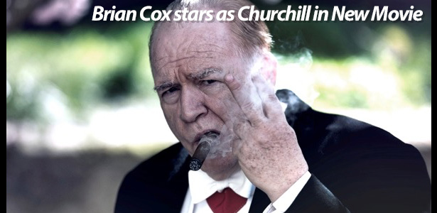 First trailer released for Churchill biopic, starring Brian Cox