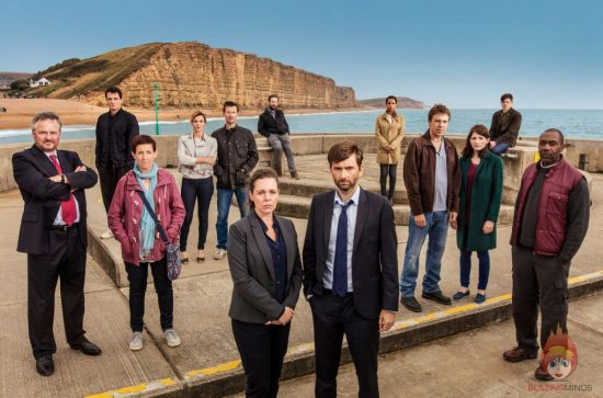 Broadchurch The Final Chapter (Cast Shot)