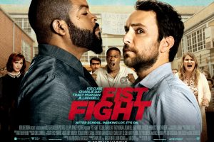 Win some awesome FIST FIGHT merchandise
