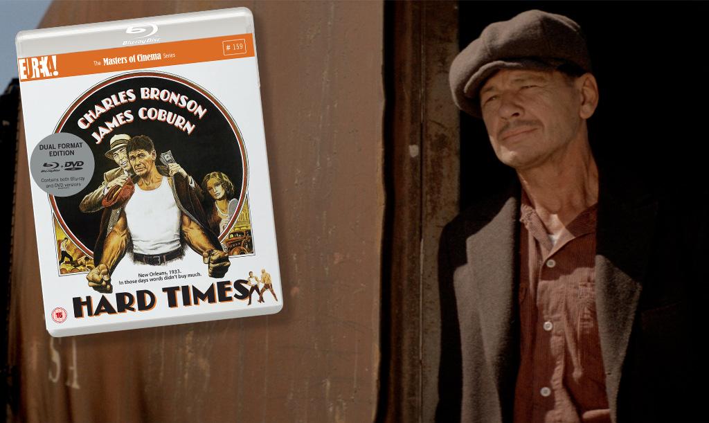 Win HARD TIMES [Masters of Cinema] Dual Format (Blu-ray & DVD)