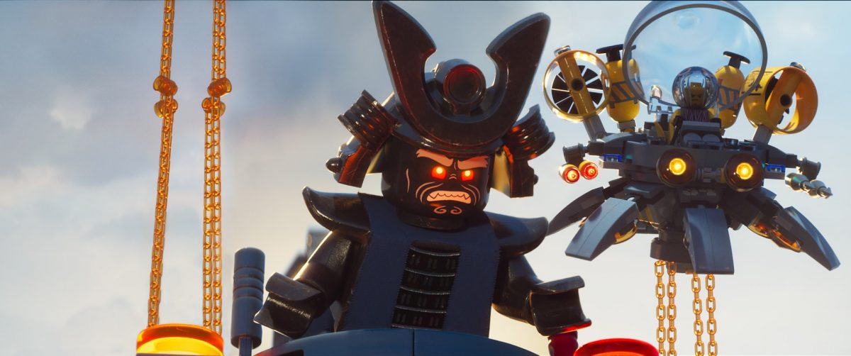 Watch out for that cat! New Lego Ninjago Featurette + Poster