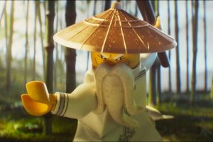 Time for a teaser of The LEGO Ninjago Movie!