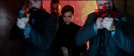 Aures - Ruby Rose - John Wick Chapter 2