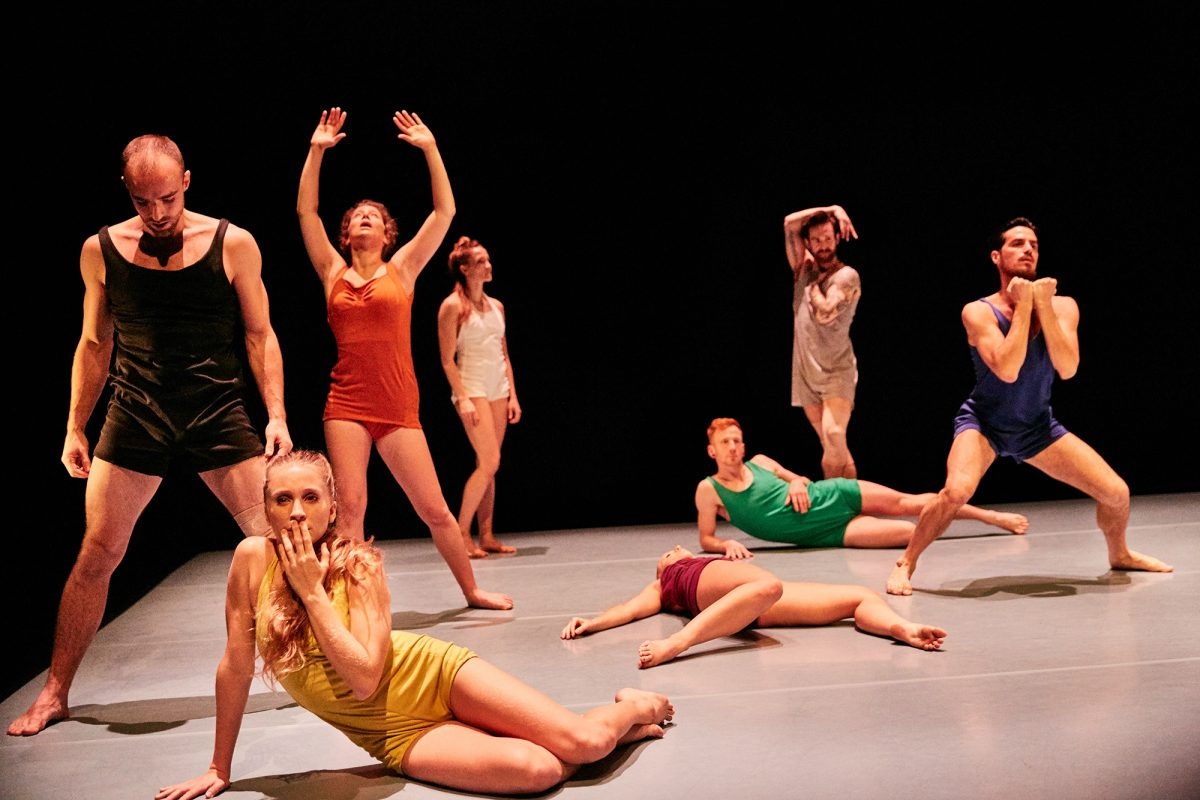 National Dance Company Wales Profundis Photo Mark Douet