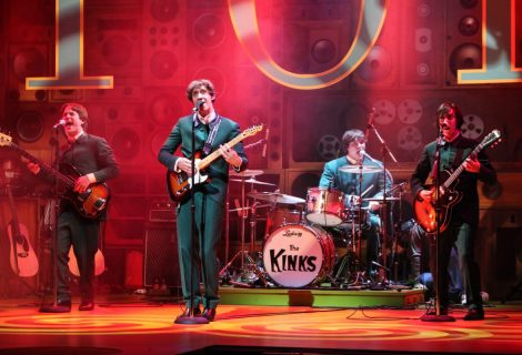 We Spent a Sunny Afternoon with the Music of The Kinks at Venue Cymru