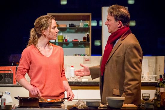Jeany Spark stars in David Hare's award-winning play Skylight at Theatr Clwyd
