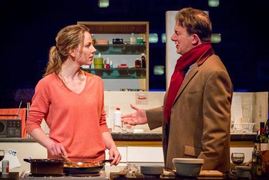 Jeany Spark stars in David Hare's award-winning play Skylight at Theatr Clwyd