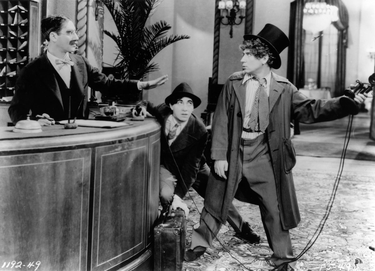 Relive The Craziness of The Marx Brothers 1929-1933