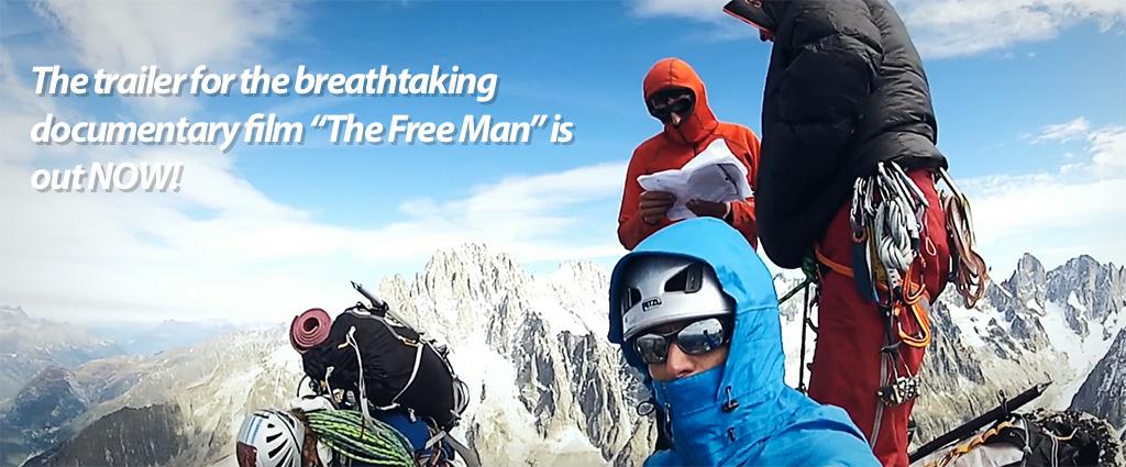 THE FREE MAN Trailer – Beyond Fear Lies Freedom