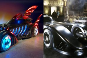 The Batmobile Evolution in the World of The Batman