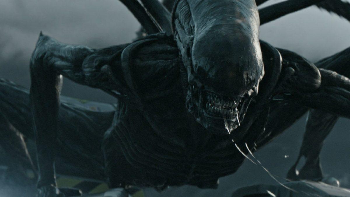 Alien: Covenant trailer shows off the terrifying Xenomorph