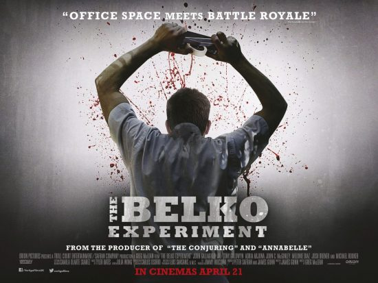 The Belko Experiment QUAD