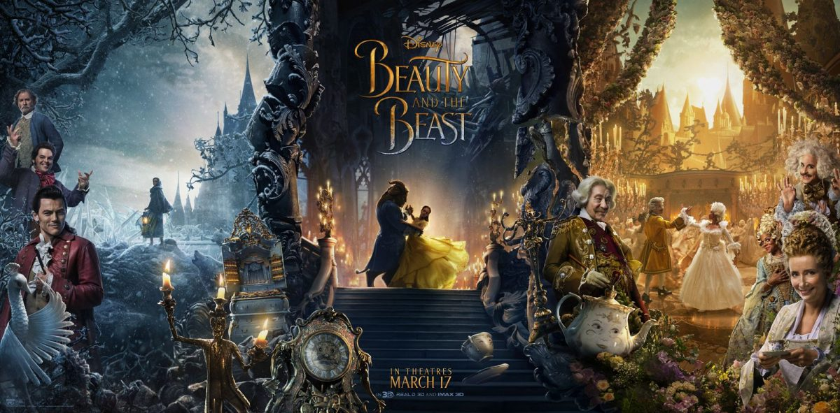 Win Some Magical Beauty and the Beast Merch with RealD 3D and Blazing Minds