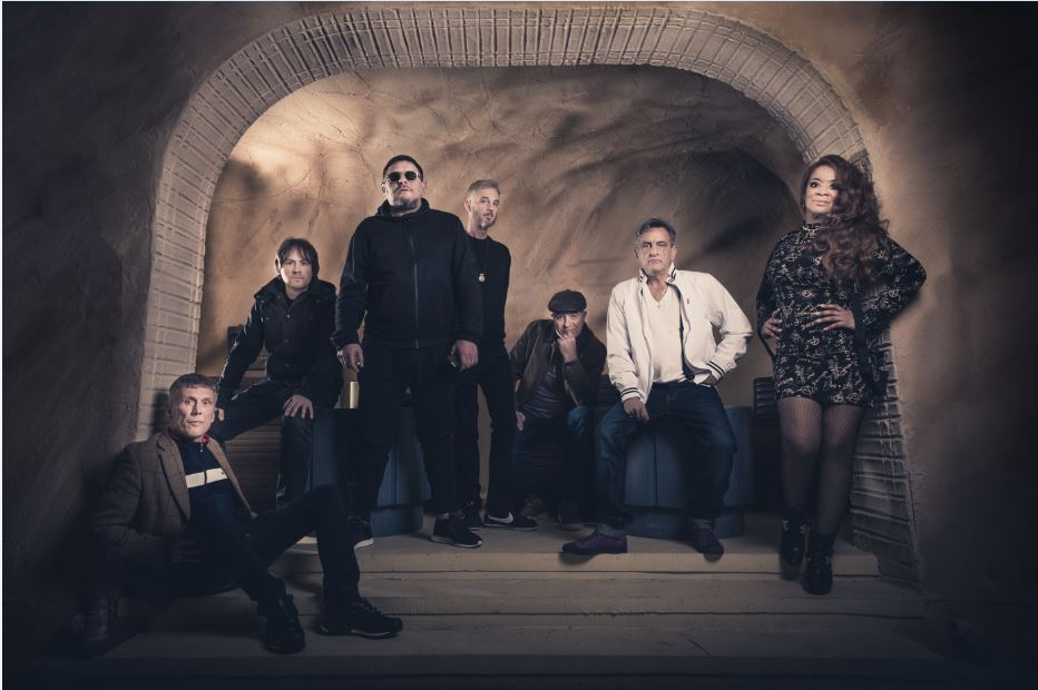 Happy Mondays 'Step On' to Llandudno for a gig at Venue Cymru