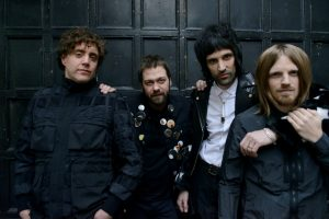 Kasabian are heading to Venue Cymru this April