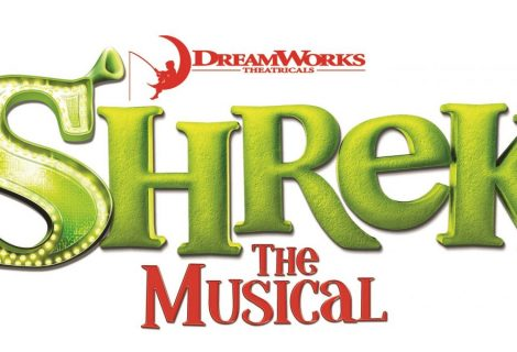 Cast announcement for Shrek The Musical at Venue Cymru in 2018