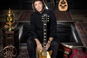 Win a pair of tickets for Steve Hackett's show at St David's Hall