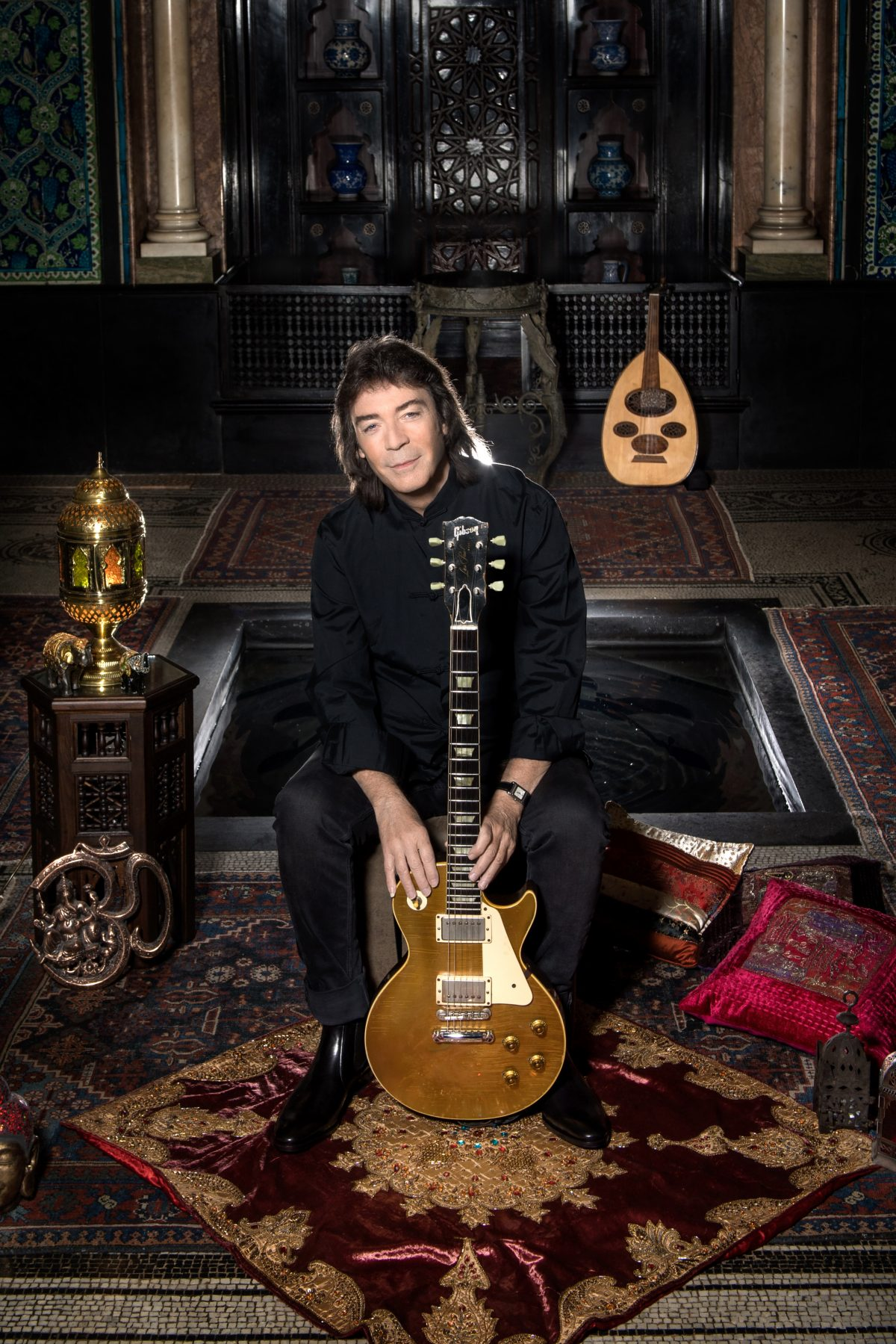 Steve Hackett press 1 -2261photo by Tina Korhornen