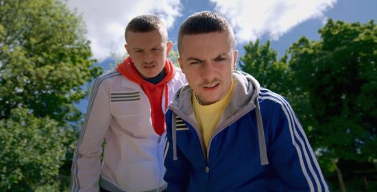 The Young Offenders starring Alex Murphy and Chris Walley