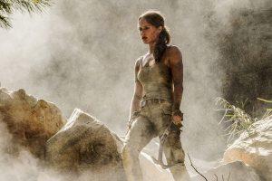 First look at Alicia Vikander as Lara Croft in New Tomb Raider Movie