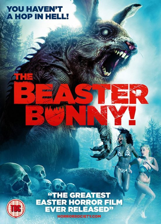 The Beaster Bunny - DVD