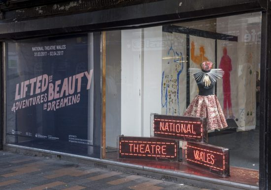 National Theatre Wales' Lifted By Beauty: Adventures In Dreaming