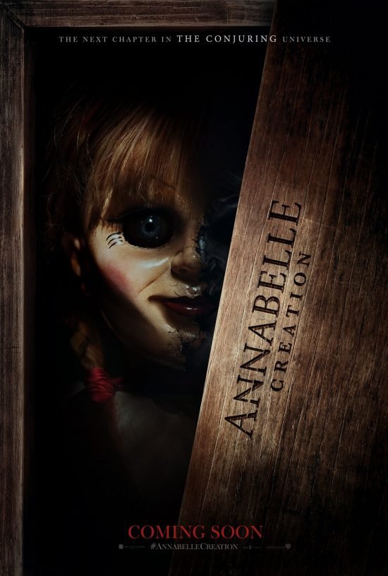 Annabelle: Creation new poster