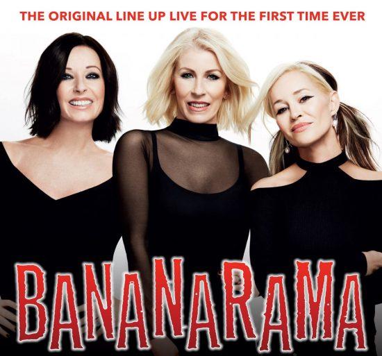 Bananarama - St Davids Hall Cardiff
