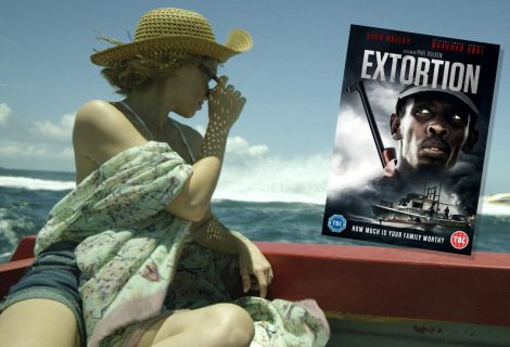 Win 1 of 3 Extortion DVDs