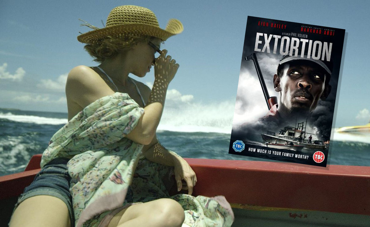 EXTORTION heads to DVD and Digital Platforms this June