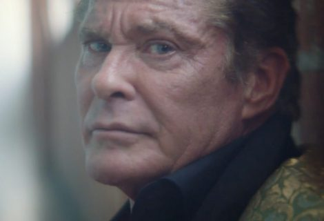 Watch David Hasselhoff in hyper-surreal short-film – It's No Game