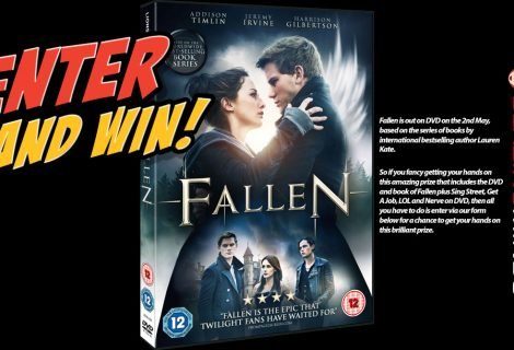 Win a Fallen DVD/book bundle