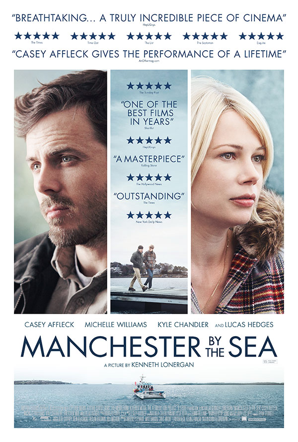 """Manchester by the Sea"": Filmmaking of the Very Highest Order"
