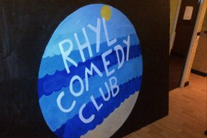 Rhyl Comedy Club at the Little Theatre Is Go!!!!!!