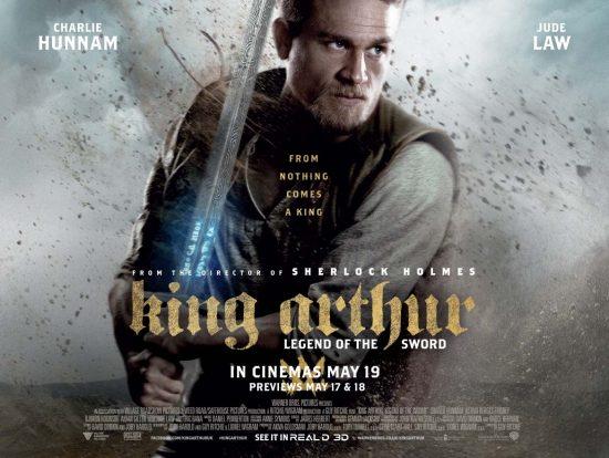 King Arthur - Blazing Minds Giveaway