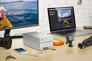 LaCie Announce 2big Dock Thunderbolt 3