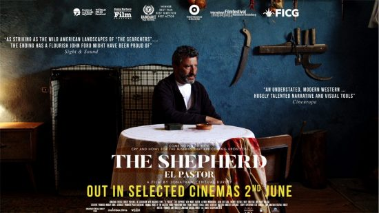 The Shepherd (El Pastor) Quad Poster