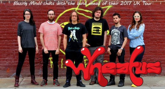 Karen Woodham of Blazing Minds Chats With Wheatus (2017 UK Tour)