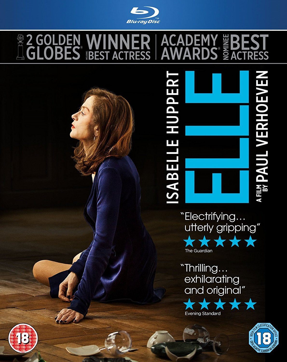 ELLE – Digital Download, DVD and Blu-ray release dates announced