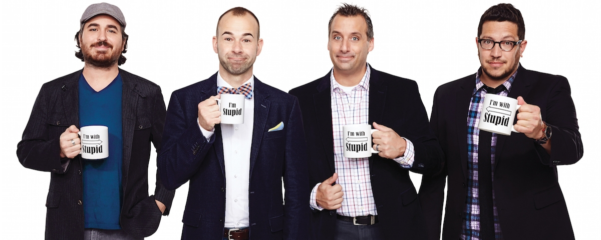 Impractical Jokers Return To UK This October With The 'Where's Larry?' Tour