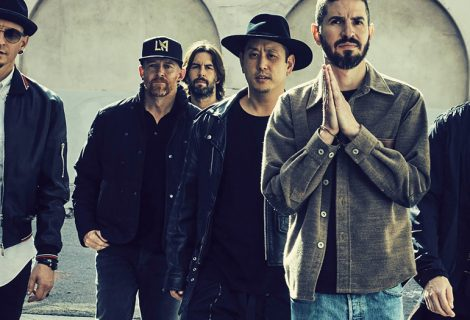 Linkin Park announce dates for UK leg of their tour
