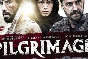 Win Pilgrimage starring Tom Holland on Blu-ray