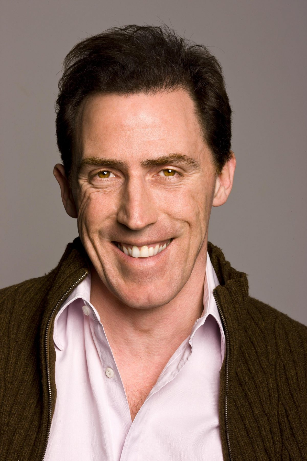 Rob Brydon Comedy 'Swimming With Men' Gets in Sync!