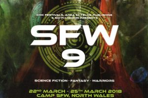 Stargate fans rejoice! SciFi Weekender announces Christopher Judge at SFW9