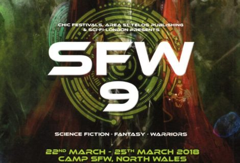 Sci-Fi Weekender – Instagram Stories and Twitter with #BMLiveSFW