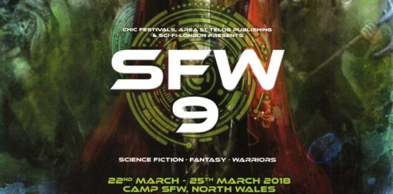 SFW9 Early Guest Announcements for 2018