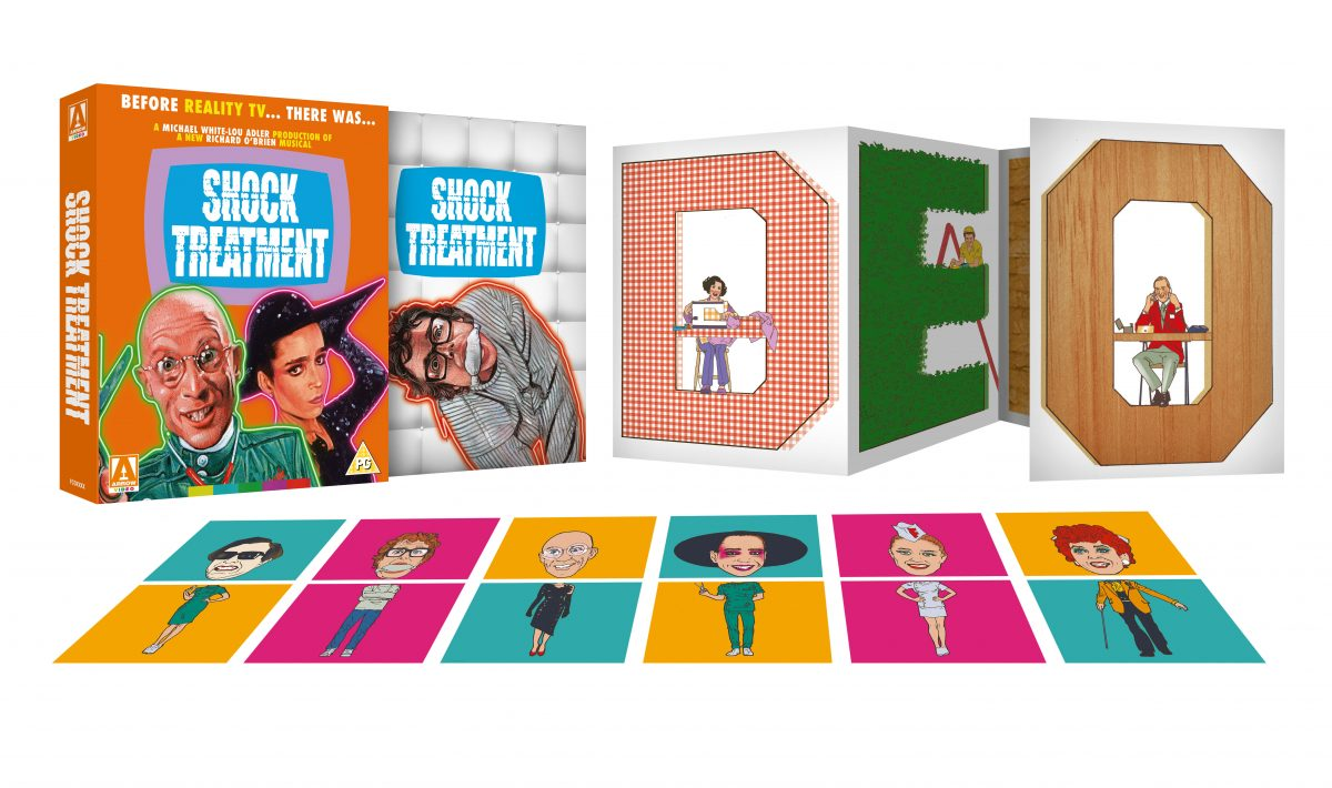 Shock Treatment Heads to Blu-ray for the First Time