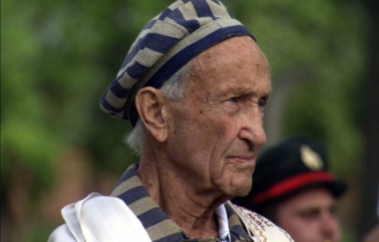 Survivor Ed Mosberg revisits Birkenau